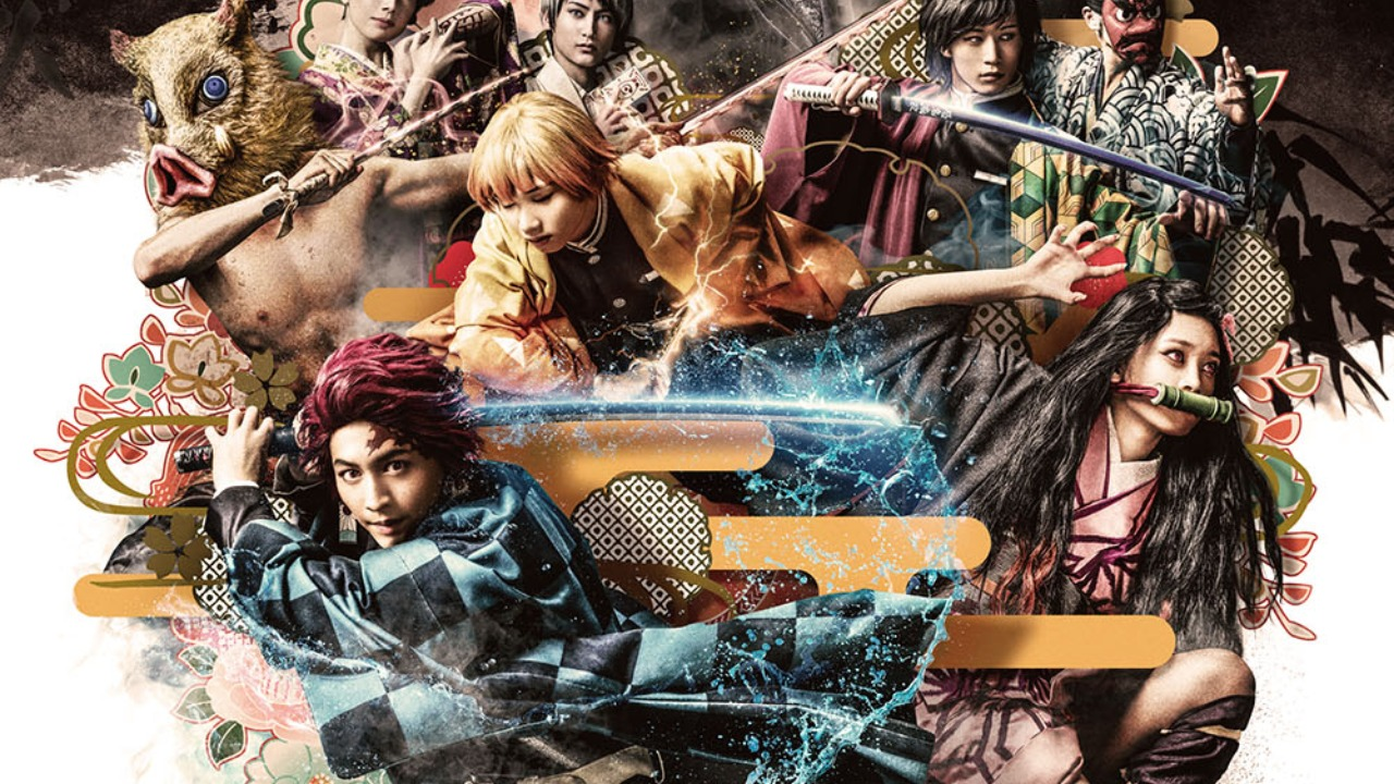 Demon Slayer Live-Action Stage Play Releases Promo Video Featuring The Cast