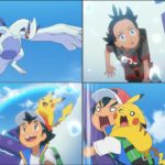 Recent Pokemon Anime Episode Reunites Ash With Lugia Once Again