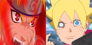 Boruto Finds Out About Naruto's Out Of Control Power Of Kurama