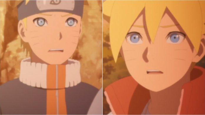 Boruto Finds Out About Naruto's Tragic Backstory