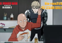 One-Punch Man Season 2 OVA
