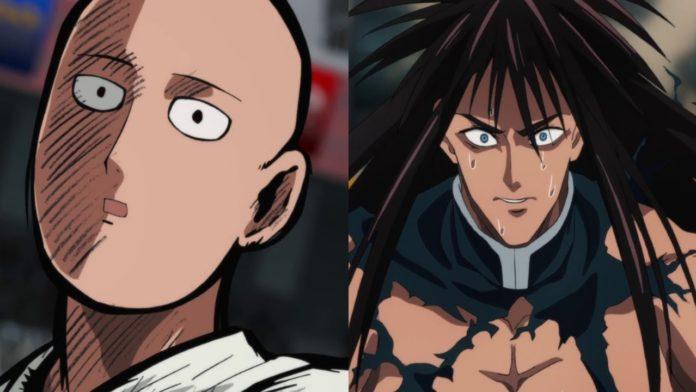 Saitama vs Suiryu