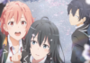 My Teen Romantic Comedy SNAFU Season 3 Announced For Spring 2020