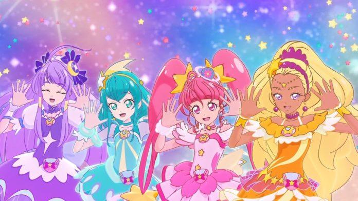 Star ☆ Twinkle Precure Manga