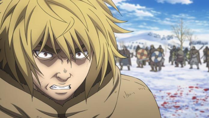 Vinland Saga Episode 17 Animation