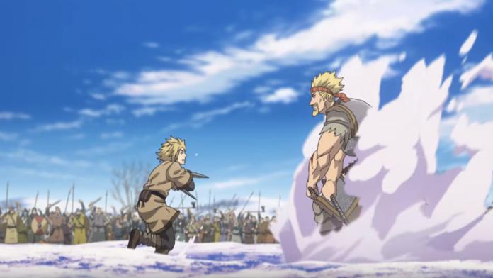 Vinland Saga Anime Episode 18