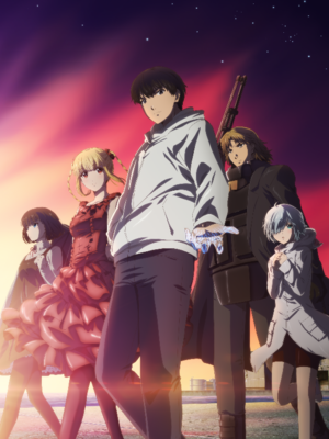 Darwin's Game Anime Airs With 1-Hour Special First Episode on January 3rd