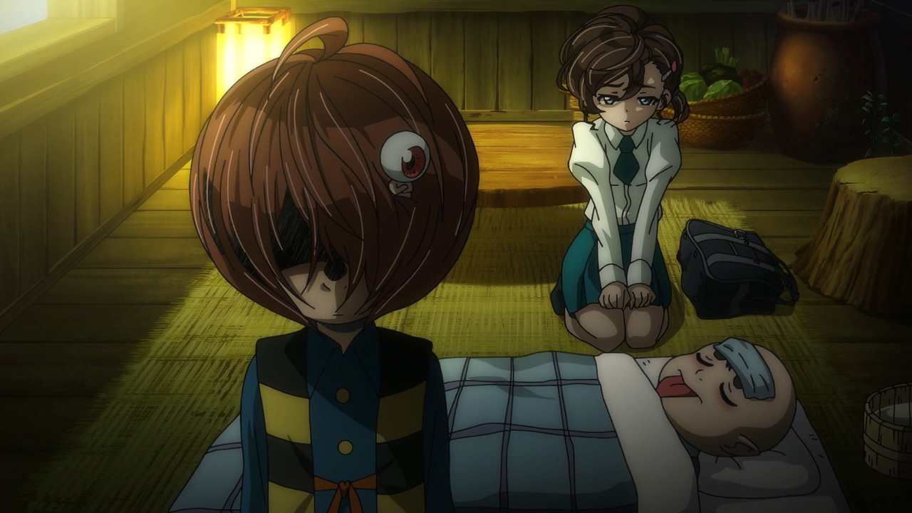 GeGeGe no Kitaro Anime's New Ending Theme Performed by Scandal