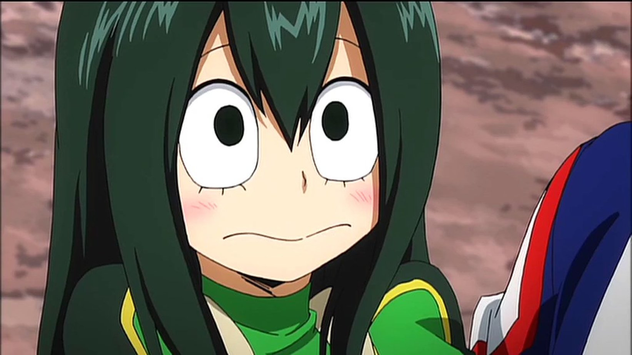 My Hero Academia Cosplay Brought Back Froppy To Life