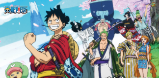 One Piece Shares Wano Arc's New Anime Character Designs