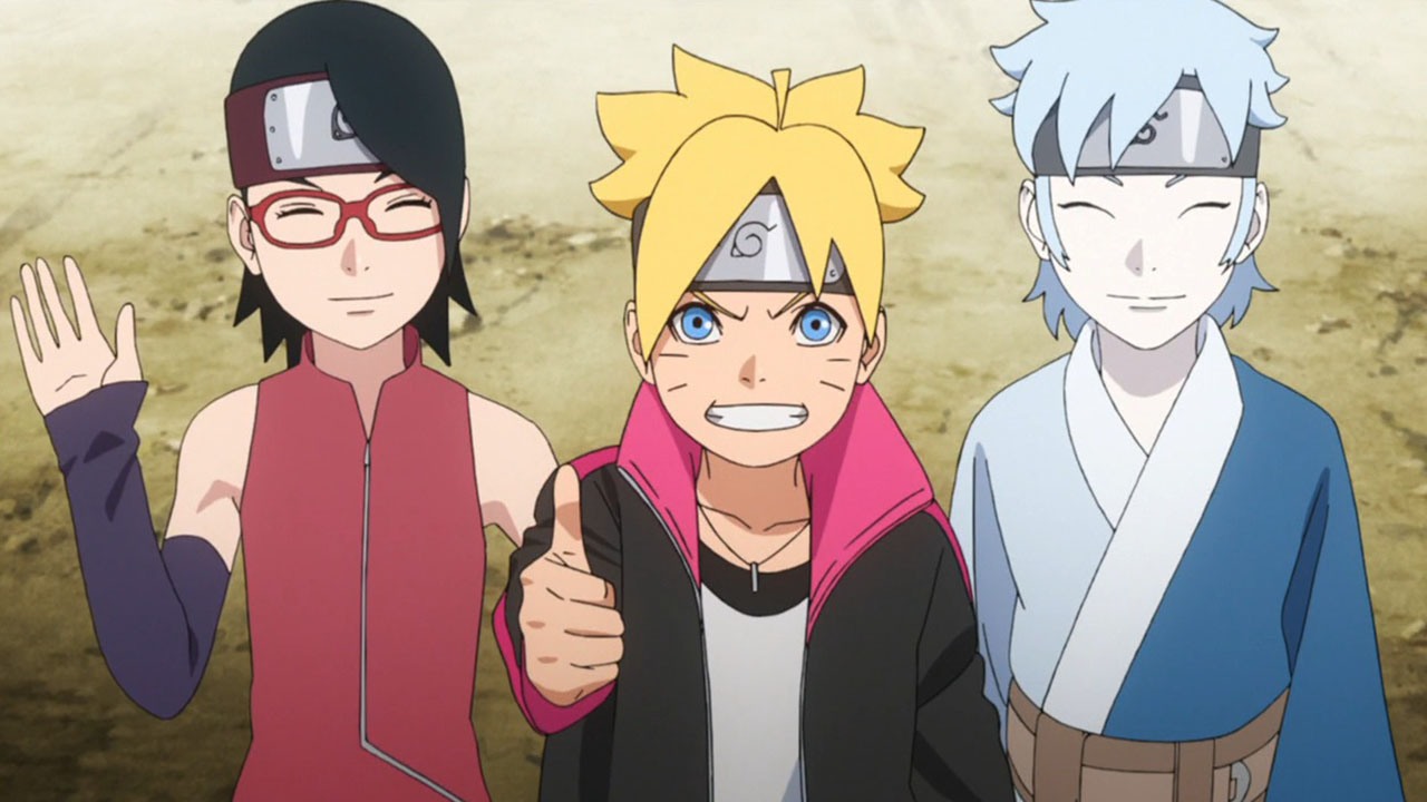 Boruto Manga's Writer Teases Fans to Stay Tuned for the Anime