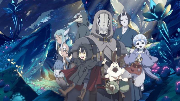 Somali and the Forest Spirit Anime's 2 New TV AD's Reveals January 9 Premiere