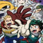 My Hero Academia Manga Positions #11 on New York Times Graphic Books Bestseller's December List