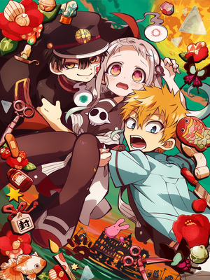 Toilet-Bound Hanako-kun Anime's New Preview Reveals New Cast, OP, ED Theme Song Artists