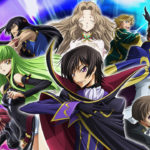 Code Geass & Black Butler Creators İn Cooperation With J.C Staff Are Producing Skate-Leading Stars TV Anime
