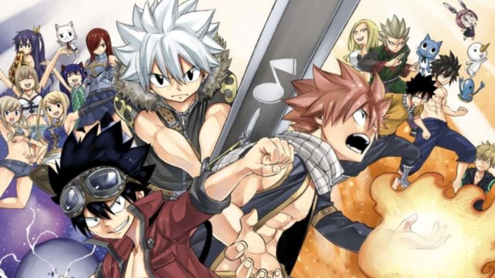Fairy Tail Heros Crossover