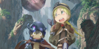 Made in Abyss: Dawn of the Deep Soul Movie's Age Restriction Changed to R15+