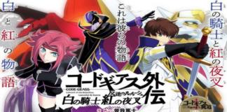 Code Geass: Lancelot & Guren Manga Enters Its Final Arc