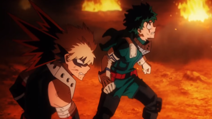 Creator of My Hero Academia: Heroes Rising Reveals Why the Movie Made Him Cry