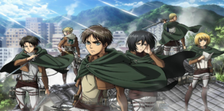 Hajime Isayama Goals to End Attack on Titan Manga in 2020