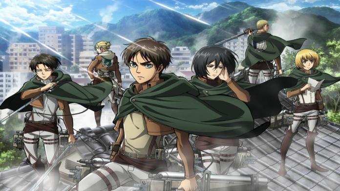Hajime Isayama Goals to End Attack on Titan Manga in 2020