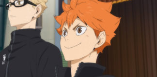 Haikyu!! Season 4 Anime