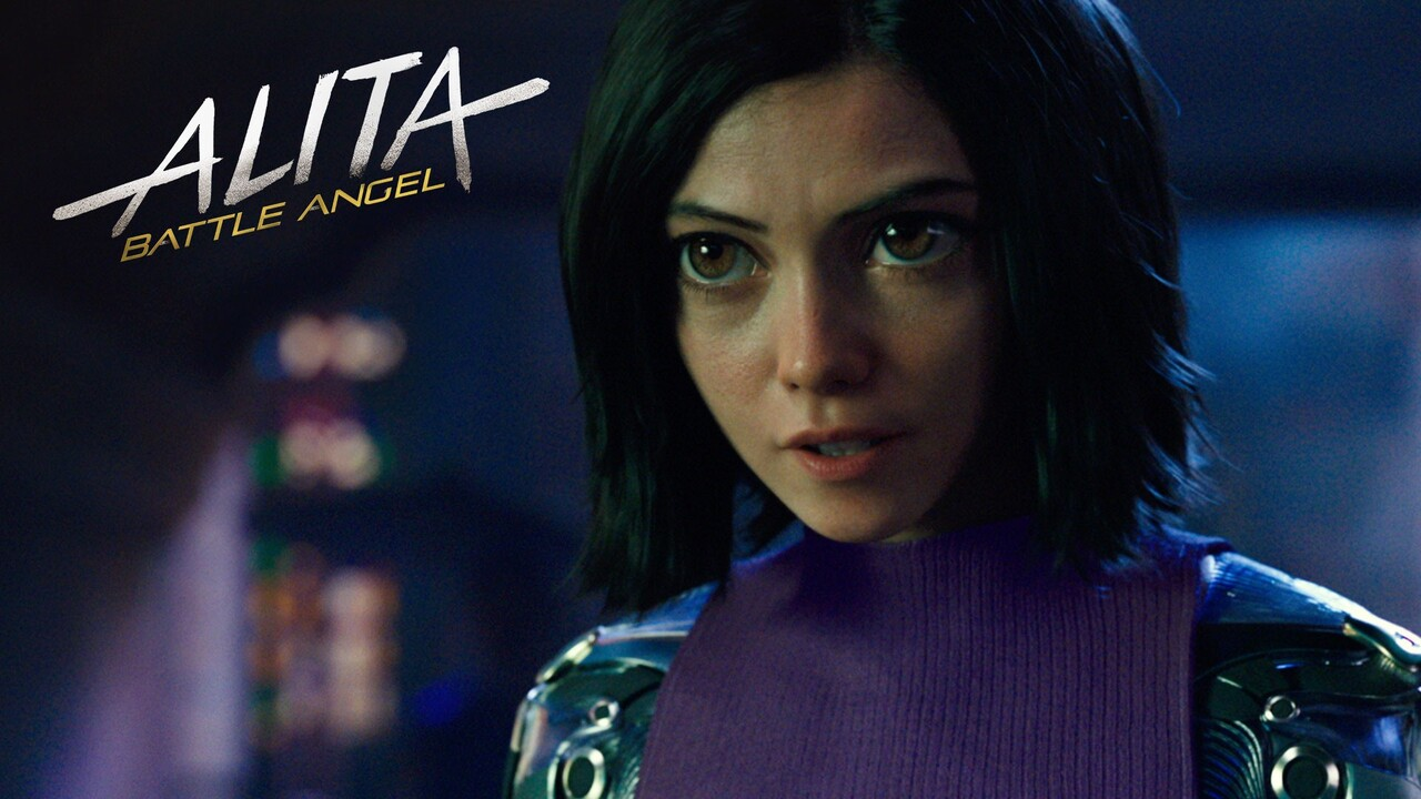 Alita: Battle Angel Live-Action Film