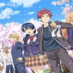 Food Wars!: Shokugeki no Soma Season 5 First Poster Released