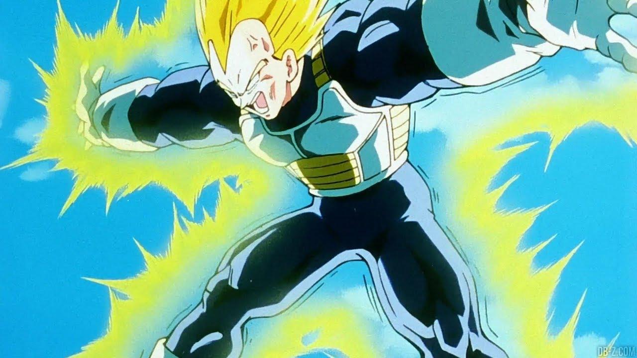 Super Vegeta Final Flash