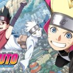 Boruto Anime's Recently Released Poster That Introduces The First Manga Arc