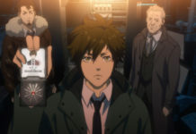 Psycho Pass New Film