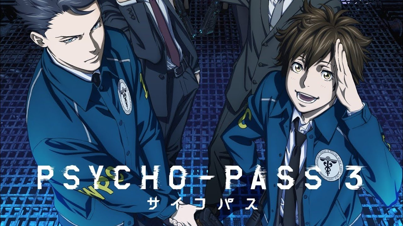 Psycho Pass Season 3 Anime