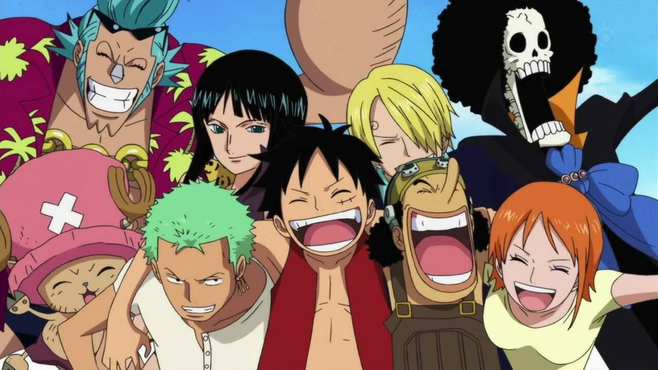 One Piece Creator Celebrates New Year