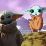 Baby Yoda Meets Baby Jiren in Dragon Ball Super