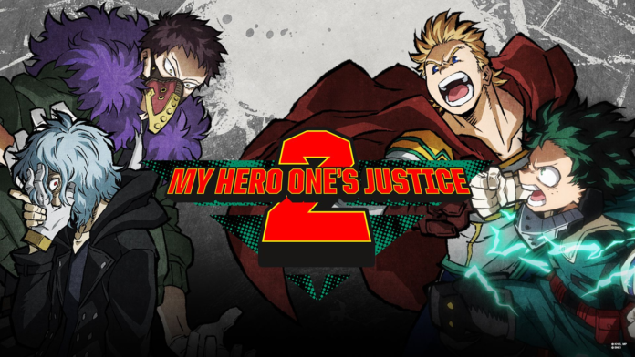 My Hero One's Justice 2 Game Release Date Confirmed for Japan on March 12, 2020