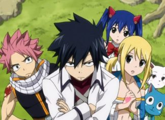 Fairy Tail Character Popularity Poll