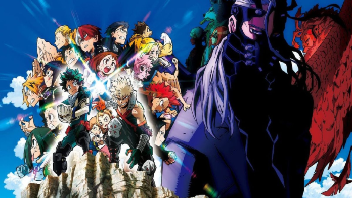 Funimation Announces to Screen My Hero Academia: Heroes Rising Movie in U.S., Canada in Early 2020