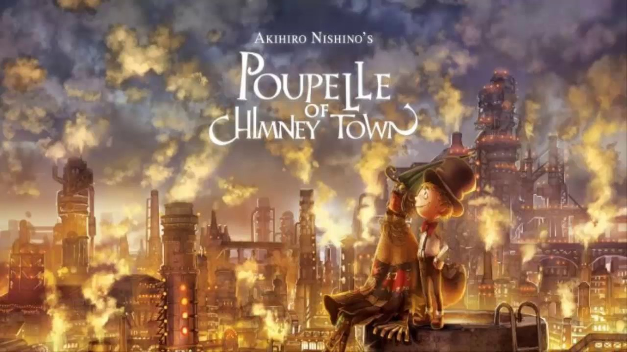 Poupelle of Chimney Town Anime Film
