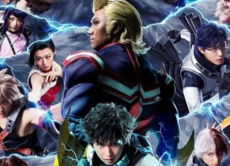 My Hero Academia's 2nd Stage Play Releases New AD With 2 New Key Visuals