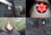 Sasuke's Best Sharingan