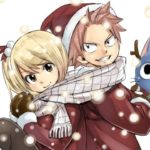 Hiro Mashima Honors Christmas with Natsu x Lucy Artwork