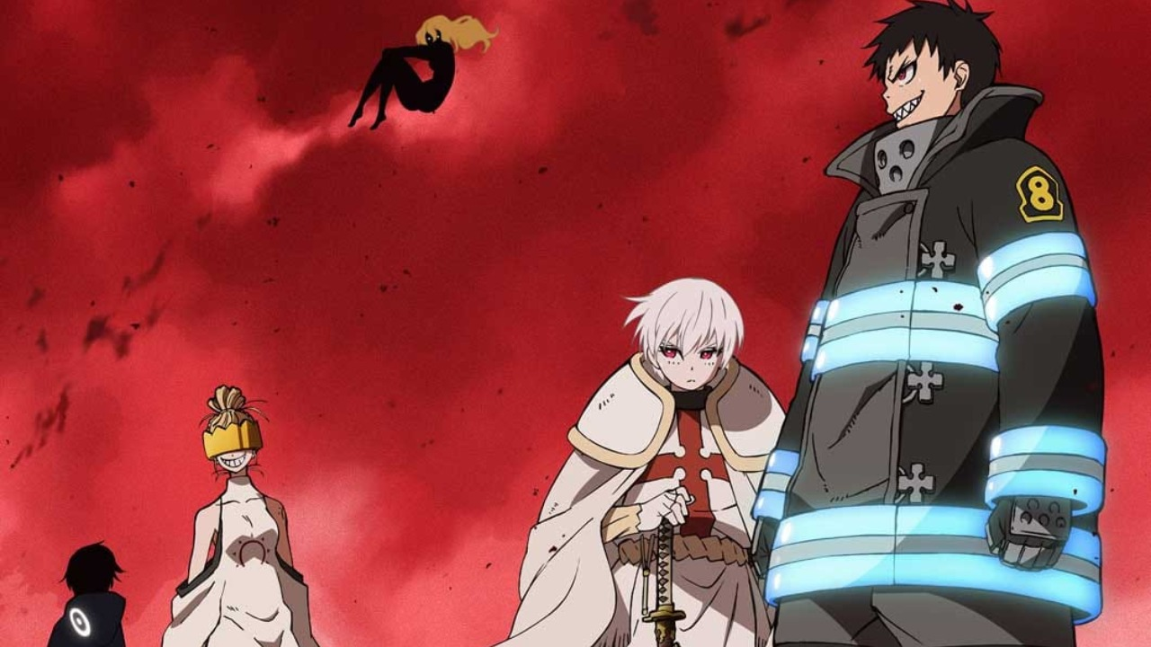 Fire Force Season 2 Confirmed for 2020