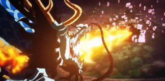 One Piece Shows Kaido's Ultimate Dragon Power