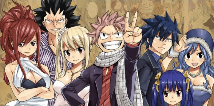 Fairy Tail Details You Must Know
