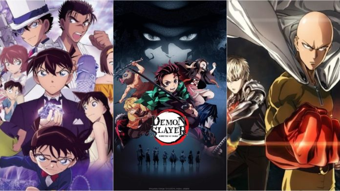 Most-Watched Anime of 2019