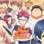 Crunchyroll Released A 41- Minute Documentary For The Food Wars! Shokugeki no Soma Anime