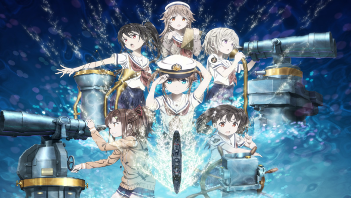 High School Fleet Film's New Trailer Reveals TrySail's Theme Song