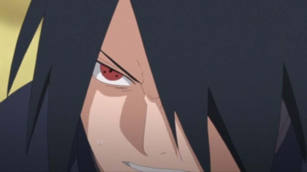 sasuke loses to urashiki