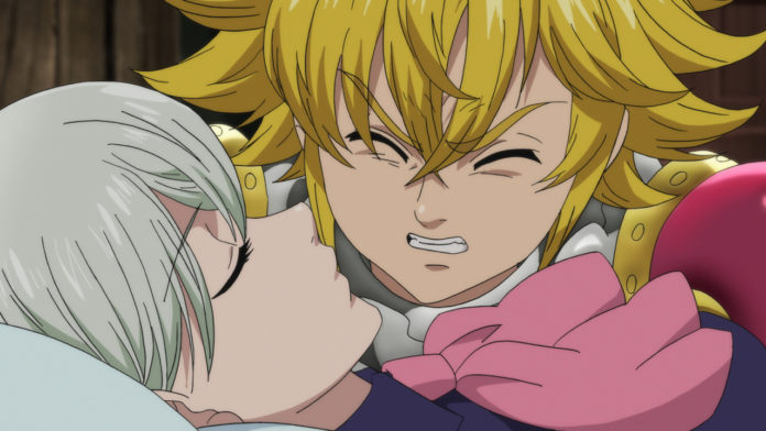 The Seven Deadly Sins Season 3 Episode 10