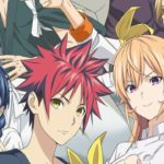 Food Wars!: Shokugeki no Soma Season 5 Announced For April 2020